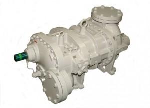 MYCOM V-series screw compressor by Mayekawa Australia.